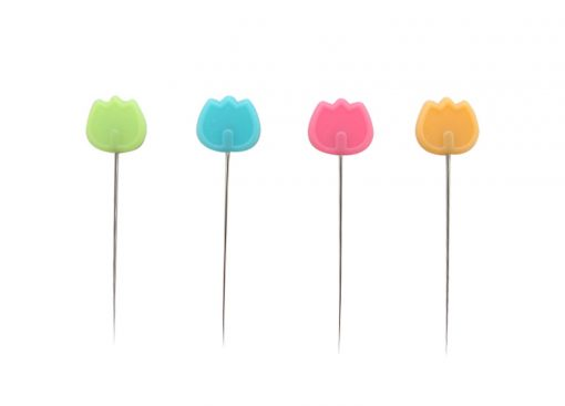 Pins Tulip Flower pins 60 st 0,6x 48,9mm