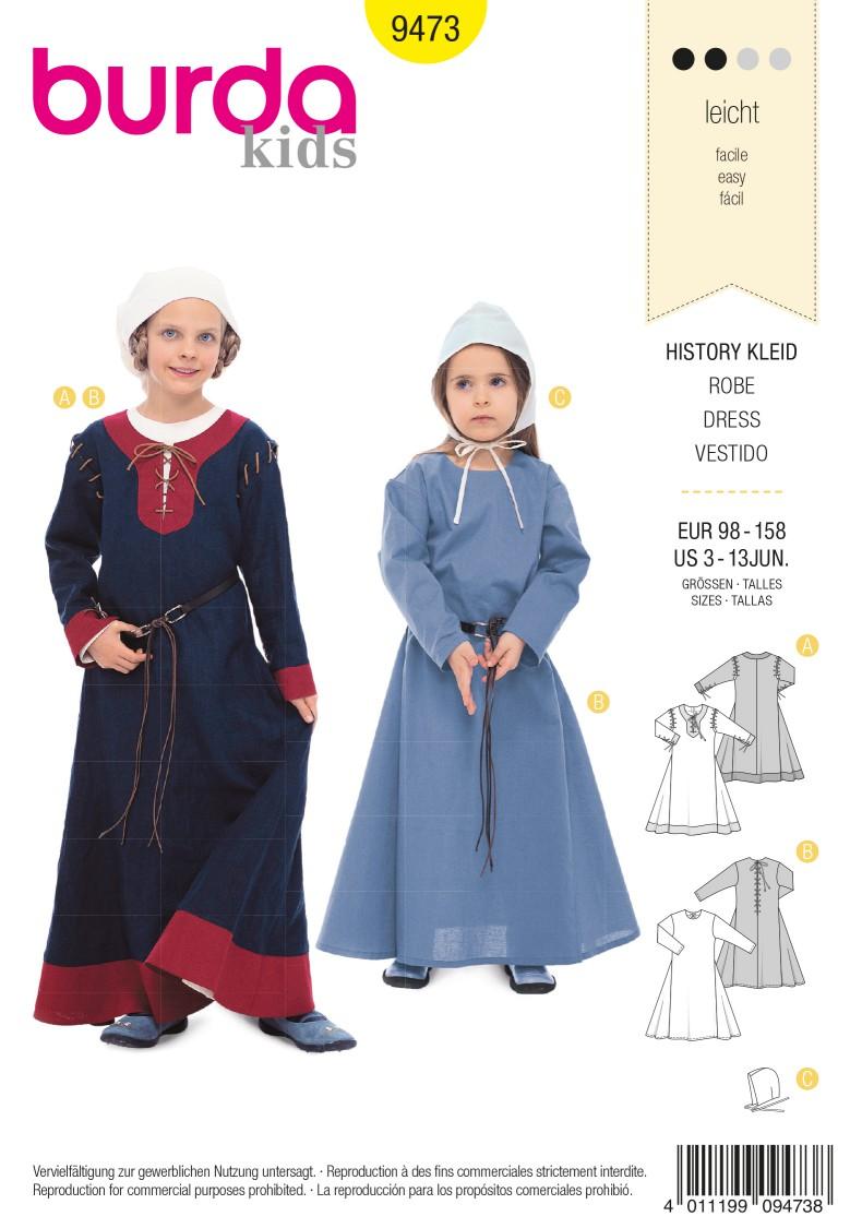 Burda Style B9473 Sewing Pattern