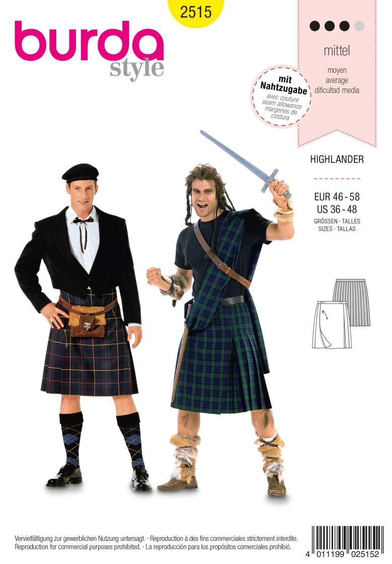 Burda 2515 Highlander