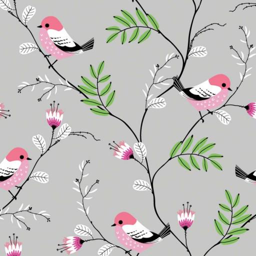 Jersey med fugler