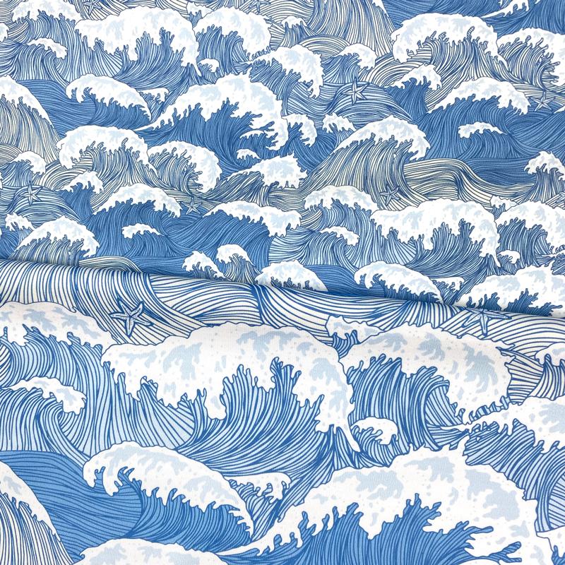 Swim/sport lycra Waves Morning