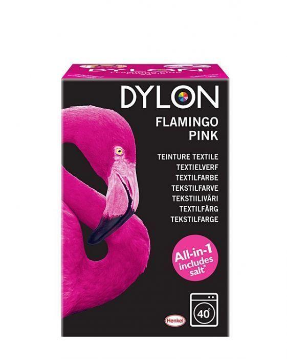 DYLON Flamingo Pink