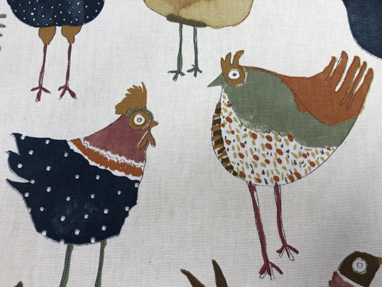 Fru Harriets Høner