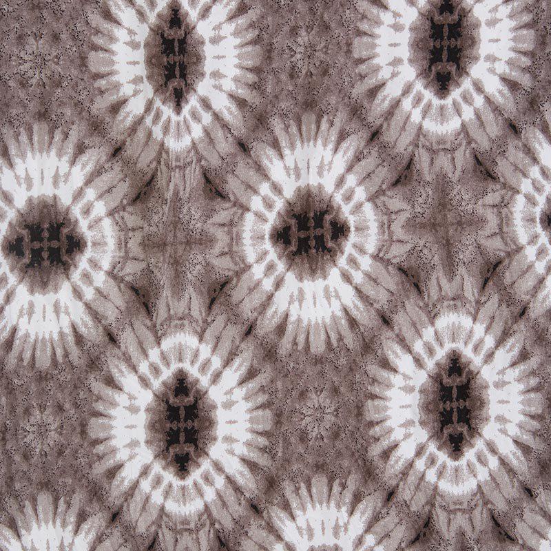 Batikk - viskosejersey - grå