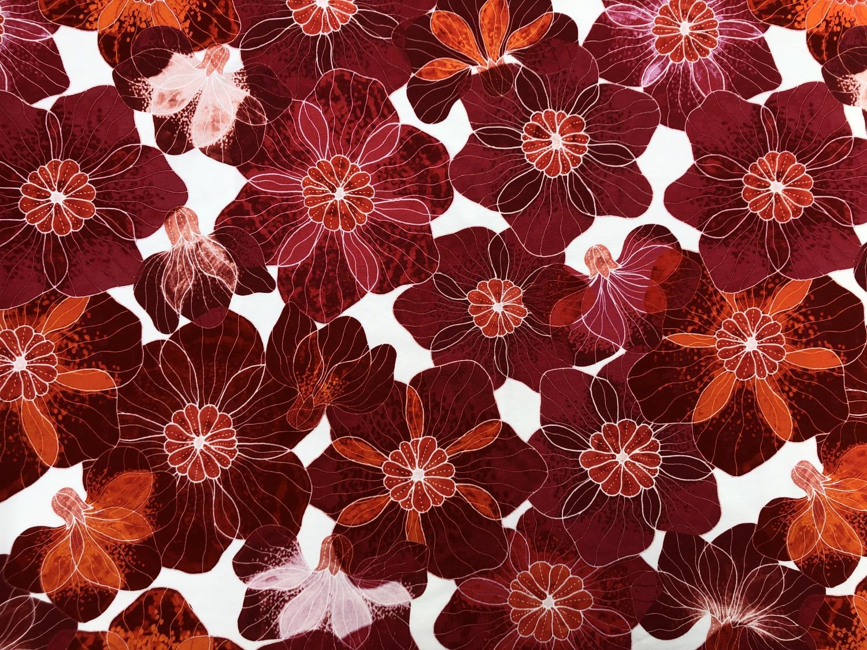 ZNOK Design Silvana Orange/Pink
