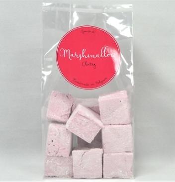 Marshmallows Cherry