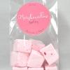 Marshmallows Bringebær