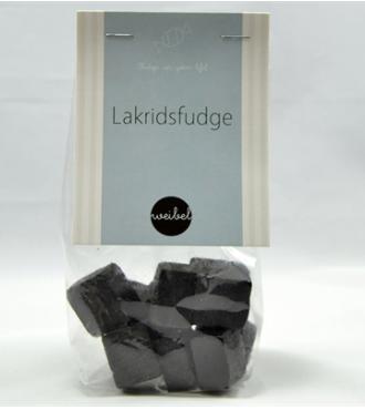Lakrisfudge