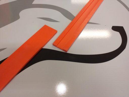 HB Belegg 40mm Orange