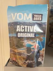 VOM Freeze Dried ACTIVE Orginal 90g