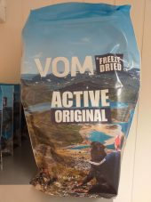 VOM Freeze Dried ACTIVE Orginal 900g