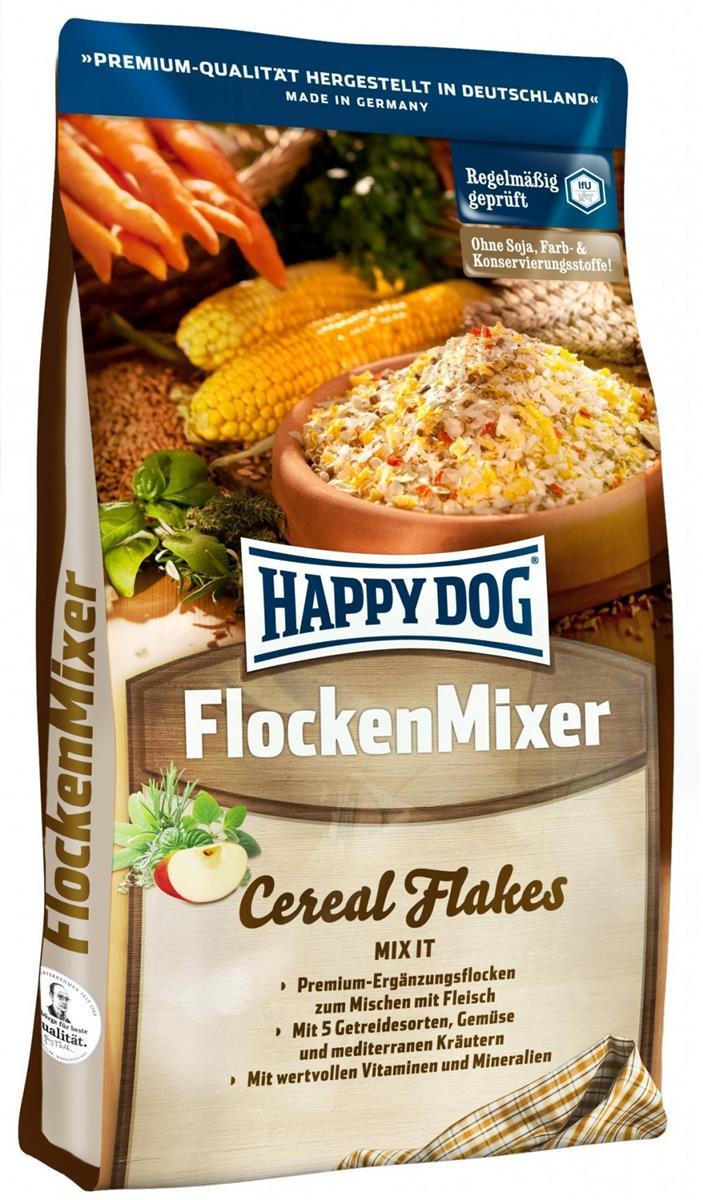 Happy Dog Flocker Mixer 10kg
