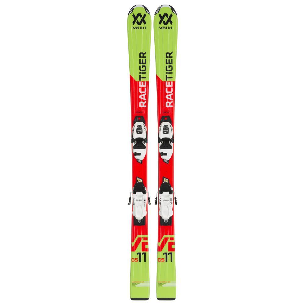 Völkl Racetiger 100-120cm JR - Red