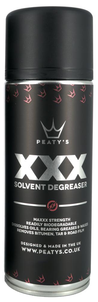 Peaty´s  XXX Solvent Degreaser 400ml