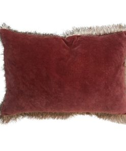Cushion cover, old rose 60x40