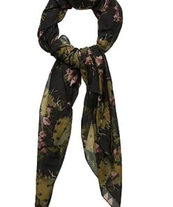 Day silky cactus scarf