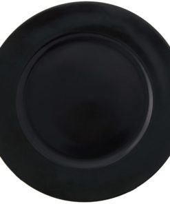 Noir middagstallerken, 28 cm