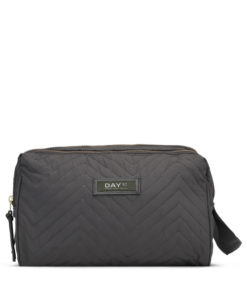 Day Gweneth RE-X Chewron Beauty bag, forged iron grey