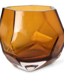 Iglo telykt liten varm cognac 90 mm