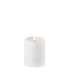 Kubbelys led hvit m/ skulder, 8 x 10 cm