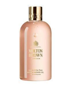 Jasmine & Sun Rose Bath & Shower Gel, 300ml