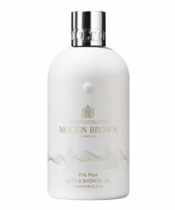 Milk musk bath & shower gel, 300ml