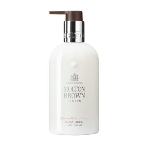 Delicious Rhubarb & Rose Hand Lotion, 300ml