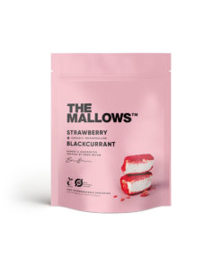The mallows – strawberries & blackcurrant