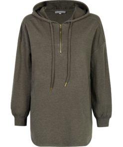 JOY sweater, army