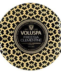 Voluspa 40t, freesia clementine