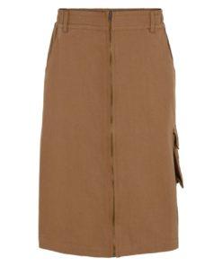 ParisTT Cargo Skirt, Ermine