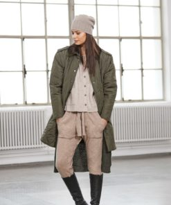 PerryTT Quiltet Jacket, mossy