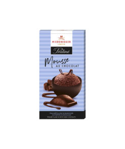 Niederegger sjokoladeplate, mousse trøffel
