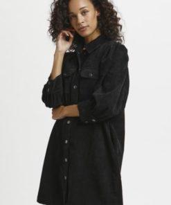 Kaluma dress, black