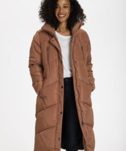 KAlindsay outerwear, russet