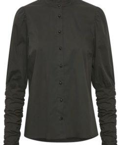 Kavinnie shirt blouse, black