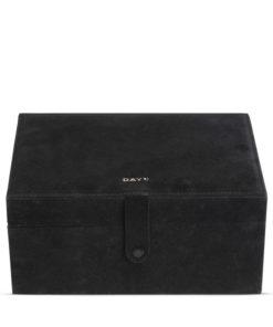 Day Jewelry Box Big, black