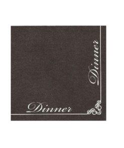 Serviett dinner - hovmesteren