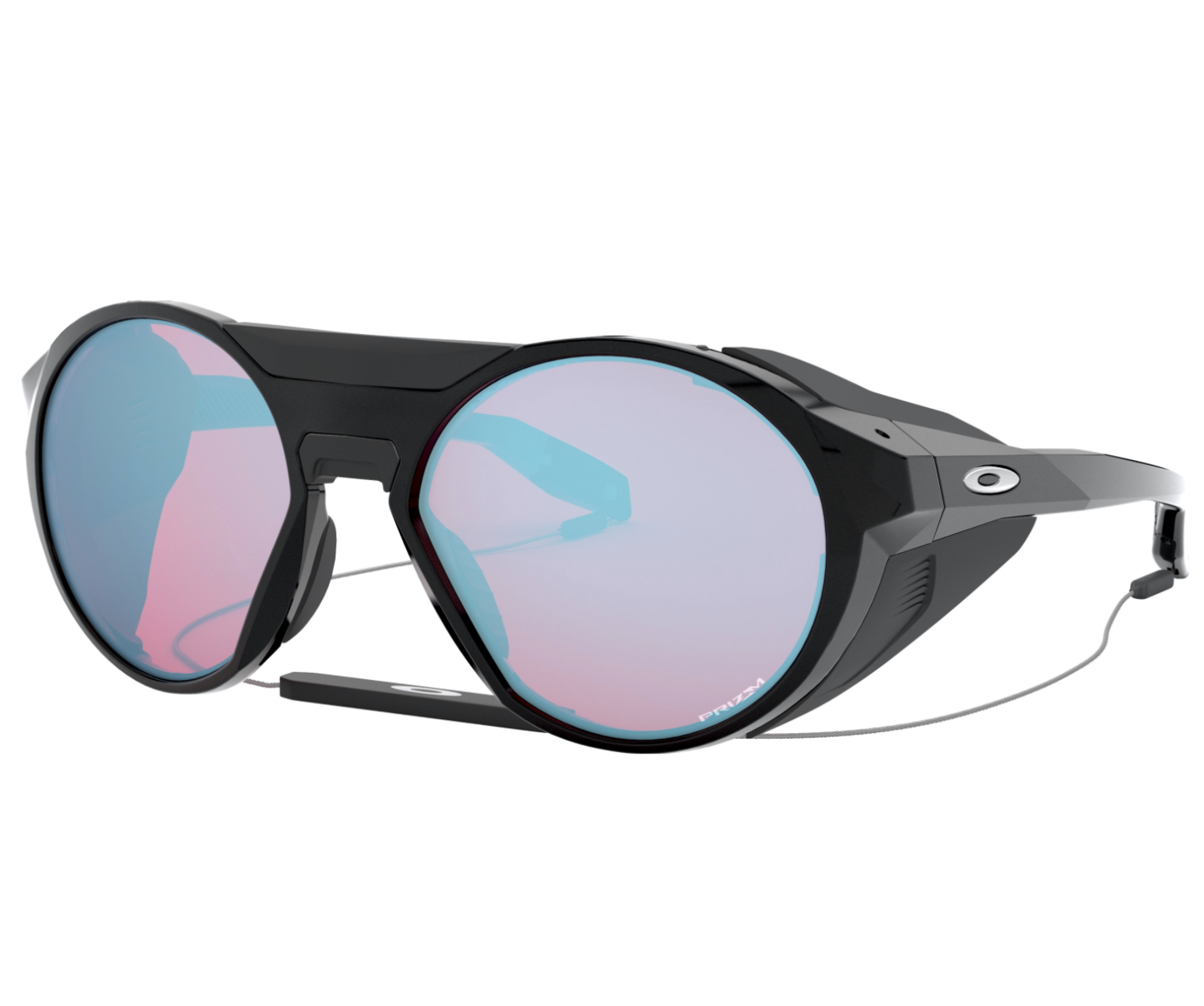 Oakley Clifden Polished black m/Prizm snow sapphire