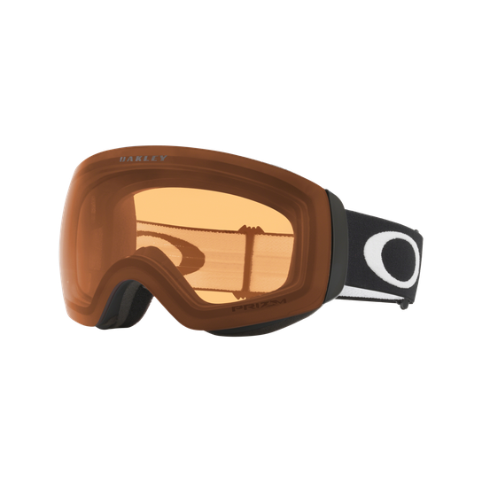 Oakley Fall Line XL Mt Blk w/ PRIZM Persimmon