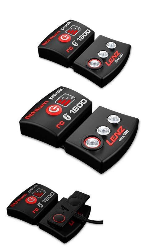 Lenz  lithium pack rcB 1800 (EU/US)