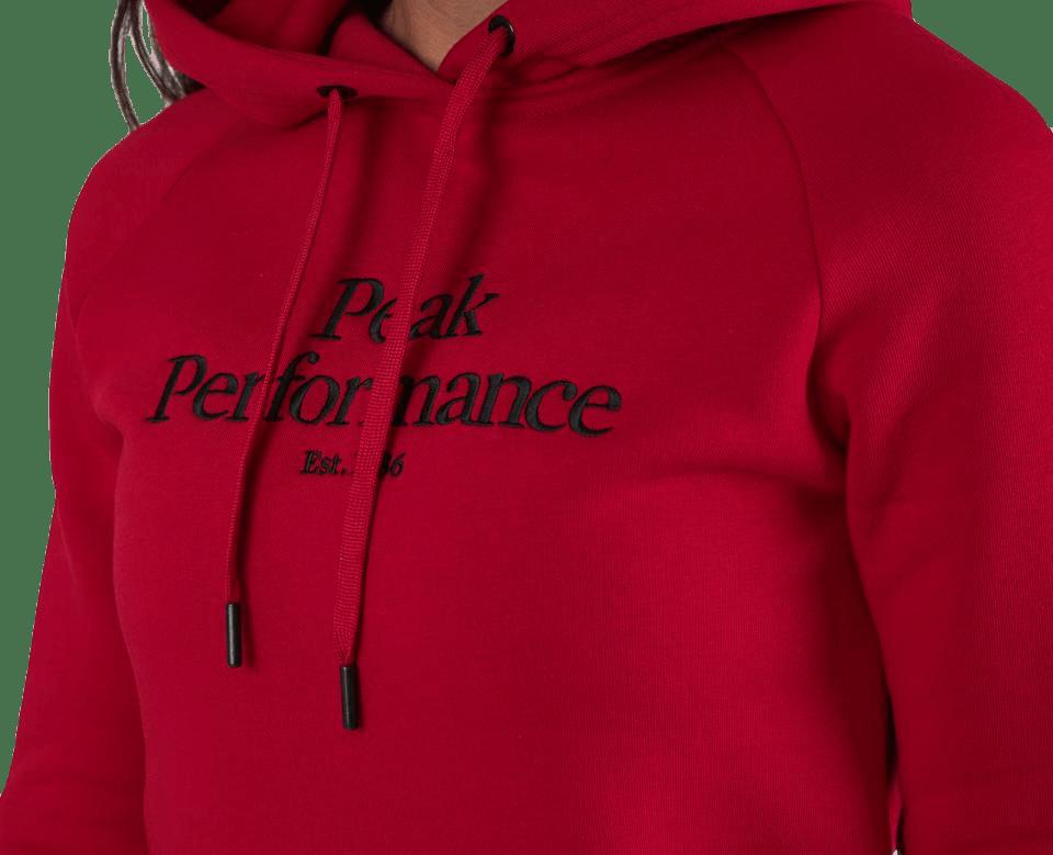 Peak Performance  W ORIG H