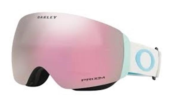 Oakley FDXM Grey Sapphire w/Prizm HI PinkGBL