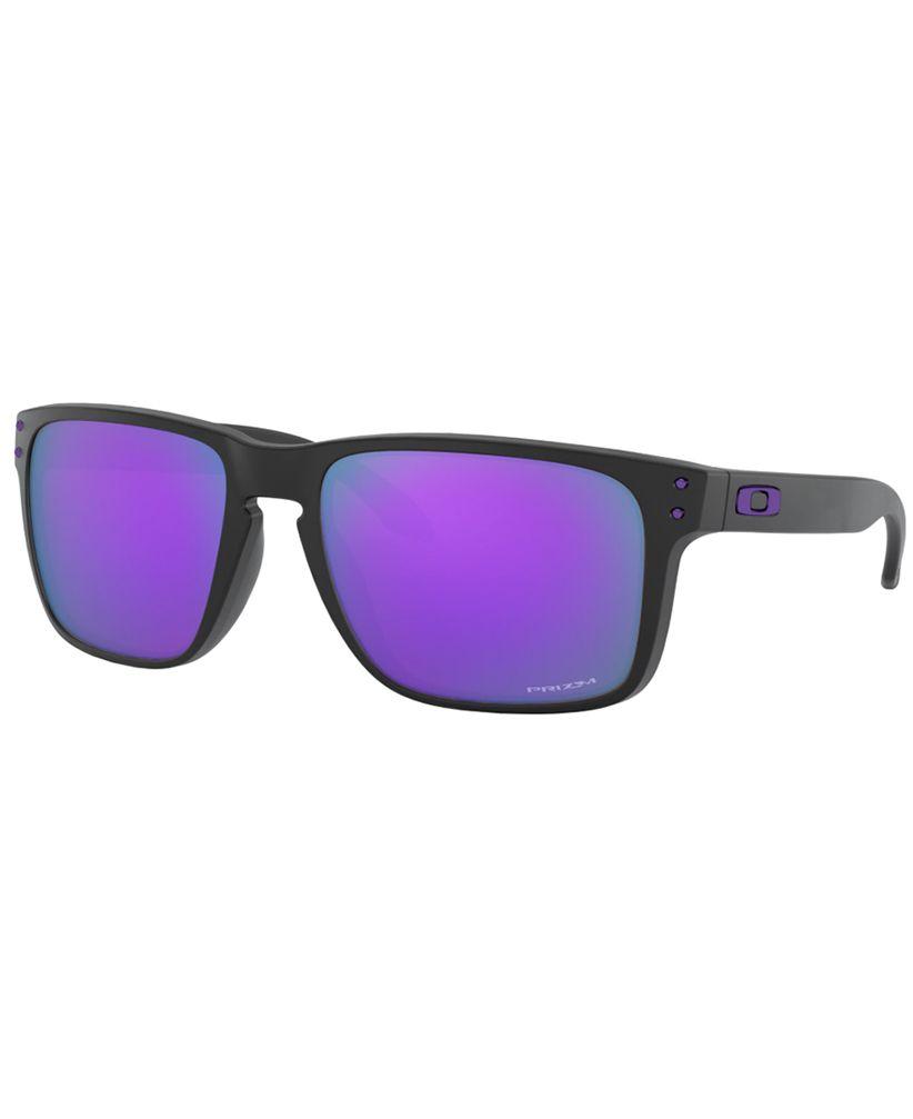 Oakley Holbrook XL Matte black w/ Prizm Violet