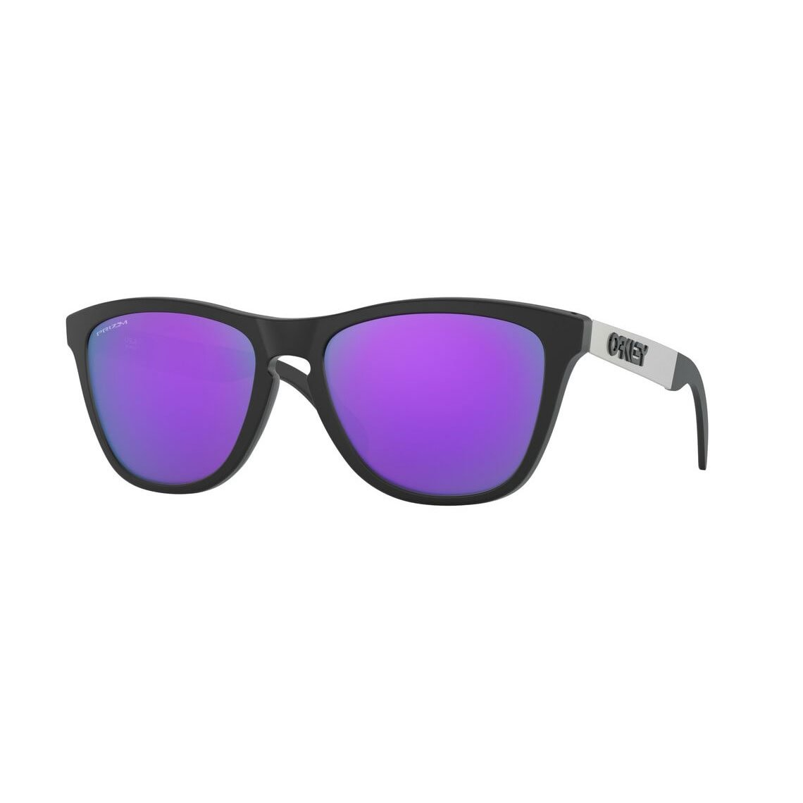 Oakley Frogskins Mix Mtt Blk w/Prizm violet