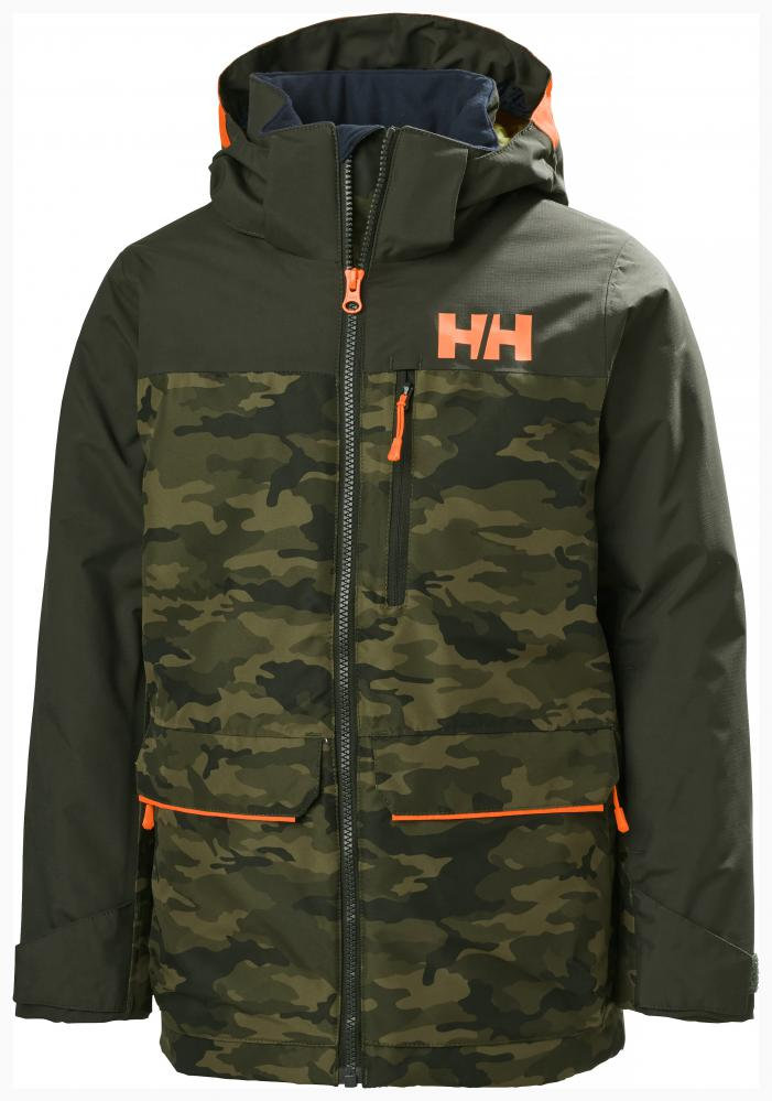 Helly Hansen  JR TORNADO JACKET