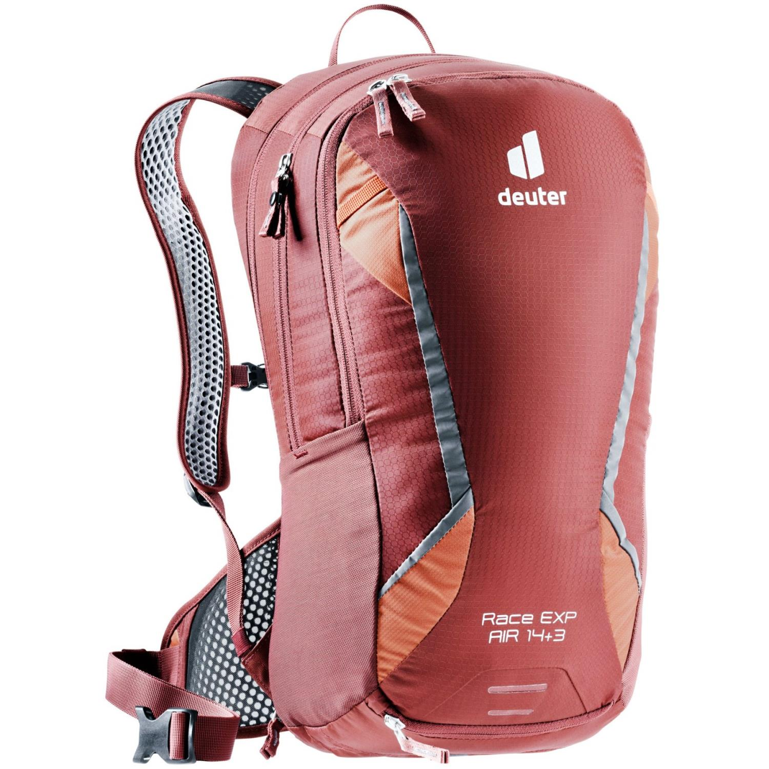 Deuter Race EXP Air redwood-paprika
