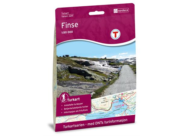 Turkart FINSE 1:50 000