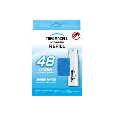 ThermaCell R4, refill, 4 gasspatroner
