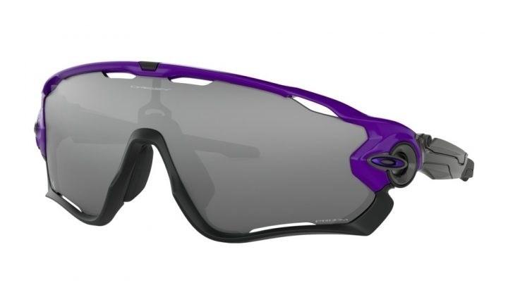 Oakley Jawbreaker Electric purple w/Prizm blk Iridium